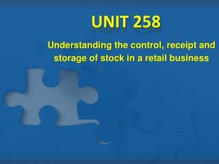 UNIT 258