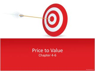 Price to Value