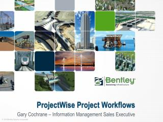 ProjectWise Project Workflows