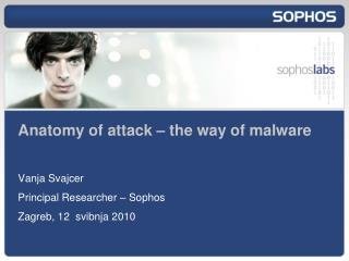 Anatomy of attack – the way of malware