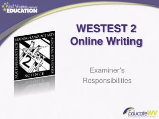 WESTEST 2 Online Writing