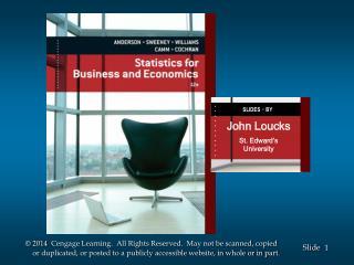 John Loucks St . Edward's University