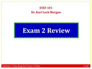 Exam 2 Review