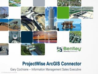 ProjectWise ArcGIS Connector