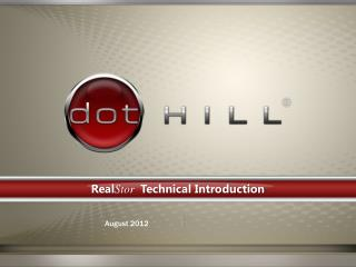 Real Stor Technical Introduction