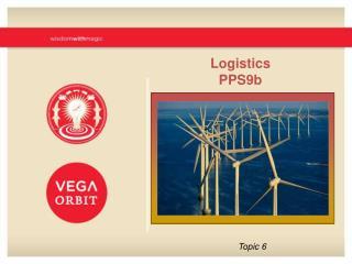 Logistics PPS9b