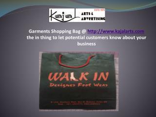 Boutique Paper Bag @ http://www.kajalarts.com For promoting