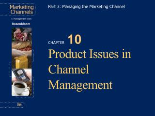 Product Issues in Channel Management