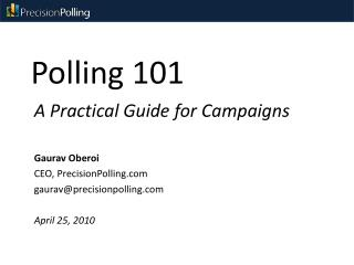 Polling 101
