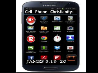 Cell   Phone   Christianity