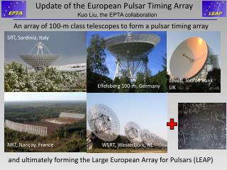 Update of the  European Pulsar Timing  Array
