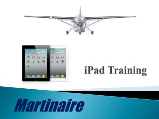 iPad Training