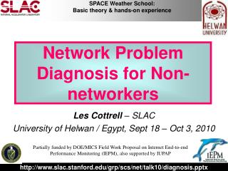 Network Problem Diagnosis for Non-networkers