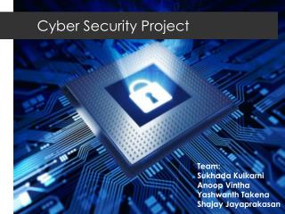 Cyber Security Project