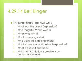 4.29.14 Bell Ringer