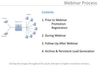 Webinar Process