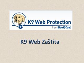 K9 Web Zaštita