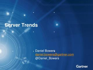 Server Trends