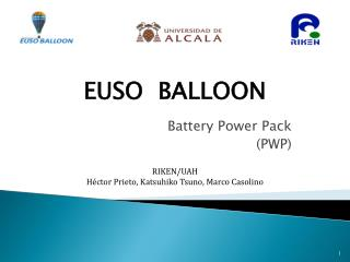 Battery Power Pack (PWP)