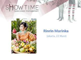 Jakarta, 22  Maret