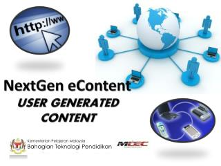 NextGen eContent USER GENERATED CONTENT