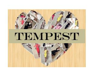 Introducing  Tempest Fashion Ltd. A sexy, sultry & sophisticated womenswear label.