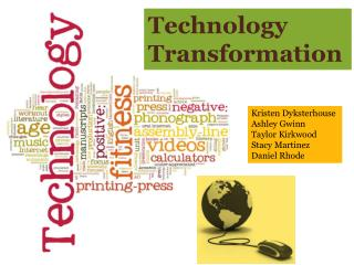 Technology Transformation