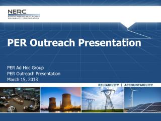 PER Outreach Presentation