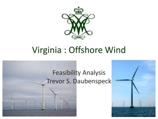 Virginia : Offshore Wind