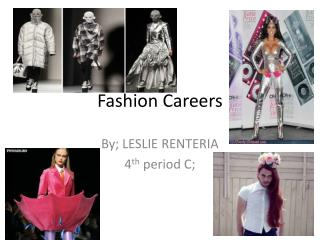 Fashion Careers