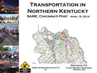 Transportation in Northern Kentucky