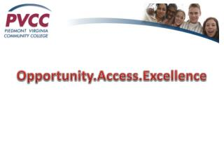 Opportunity.Access.Excellence