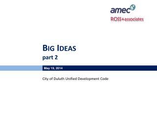 Big Ideas part 2