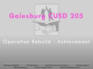 Galesburg CUSD 205