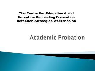 Academic Probation