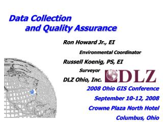 Data Collection and Quality Assurance