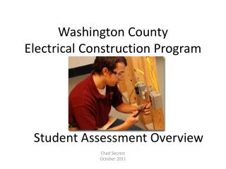 Washington County  Electrical Construction Program
