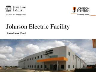 Johnson Electric  Facility