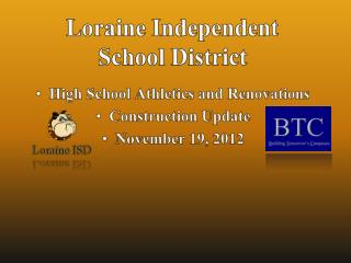 Loraine Independent School District