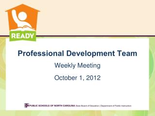 Professional Development Team