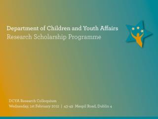 Dr  Suzanne Harkins Food , Obesity and Families: Practices in Irish Households with Young Children