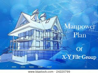 Manpower Plan