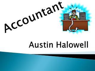 Austin  Halowell