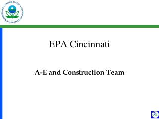EPA Cincinnati