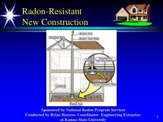 Radon-Resistant    New Construction
