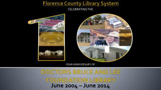 DOCTORS BRUCE AND LEE  FOUNDATION LIBRARY