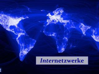 Inter netzwerke