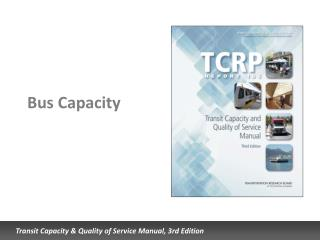 Bus Capacity