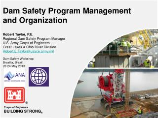 Dam Safety Program Management and Organization