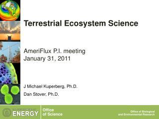 Terrestrial Ecosystem Science